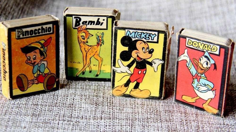 1940 Walt Disney Collectors. Rara Colección Juego De Cartas