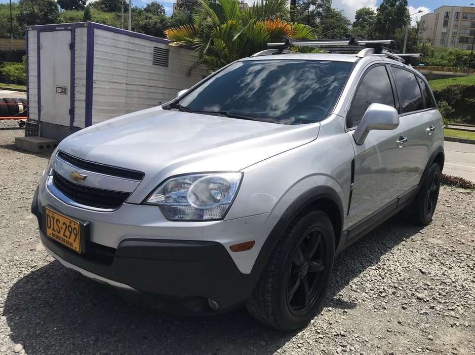 Chevrolet Captiva 2011 - 95000 km