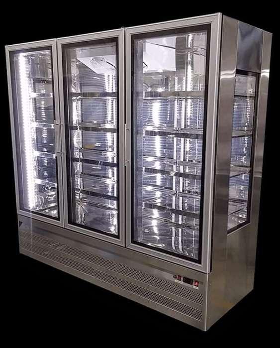 Multipuertas Refrigeración Total
