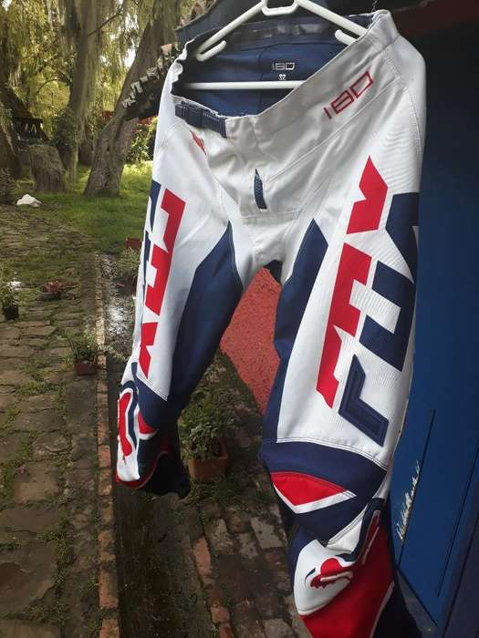 Pantalon Fox 180 Honda