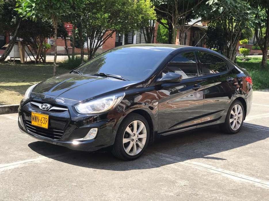 Hyundai i25 2013 - 102000 km