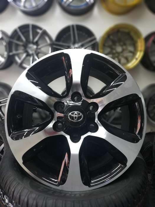 Rines 17 de Toyota Originales
