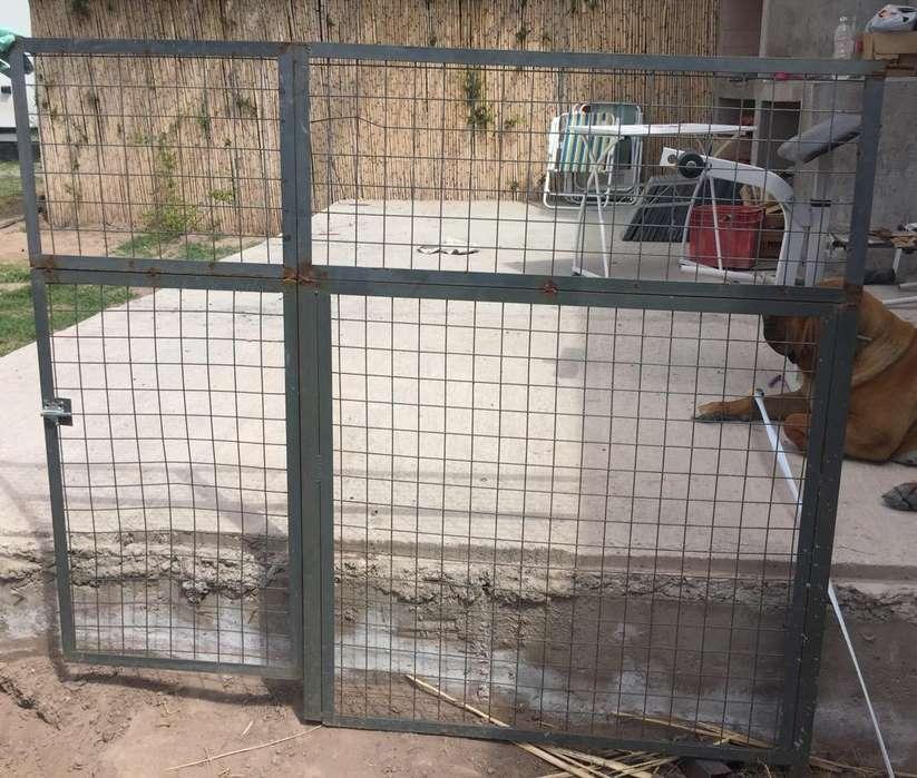 Vendo Rejas C/Puerta Ideal Canil