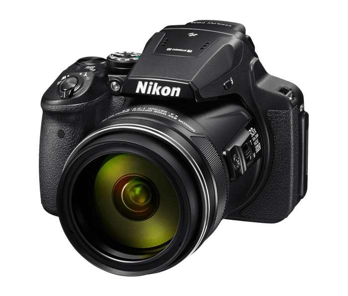 Cámara Nikon Coolpix P900 16mpx Zoom 83x Wifi IDEAL para avistamiento de aves