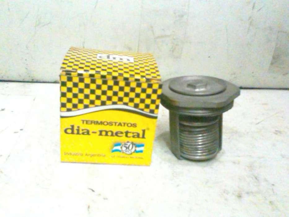 Termostato Fiat 600 E Modelo viejo DIA METAL
