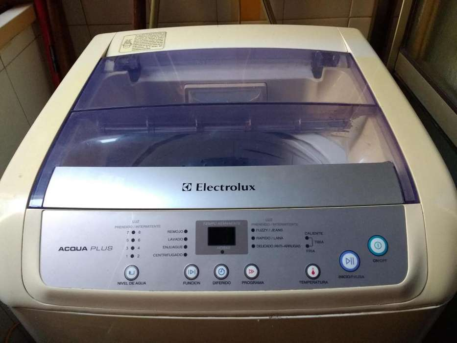 Lavarropas Lavadora Electrolux Mod. Aqua Plus Ewf-6800 Imp!