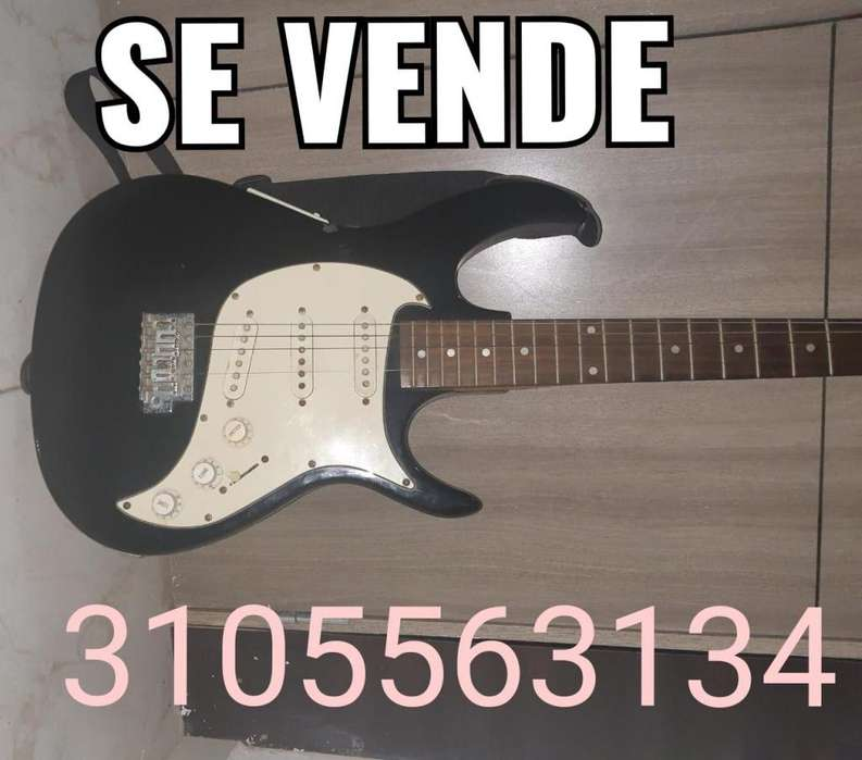 Vendo guitarra - 3105563134