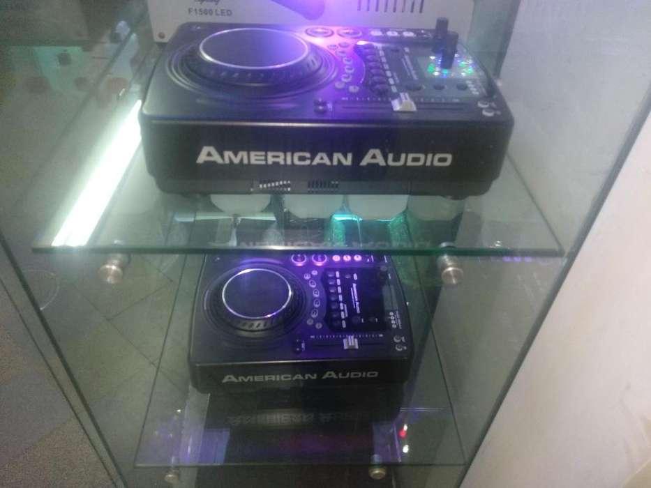 Mesclador American Audio Mp3 Medellín
