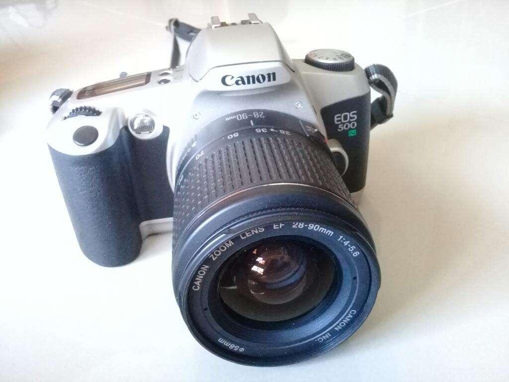 Camara Analogica Canon E500