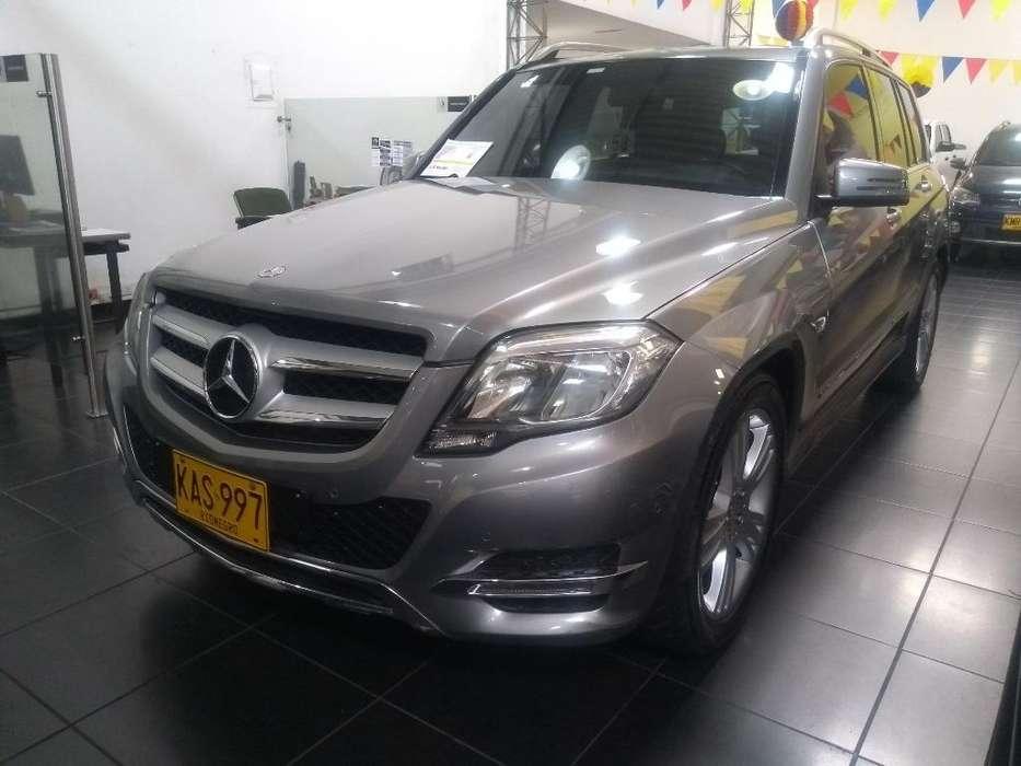 Mercedes-Benz Clase GLK 2014 - 71900 km