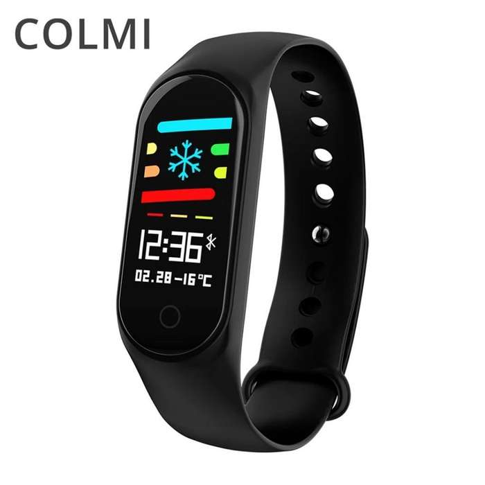 espectacular Smart Band M3s Colmi