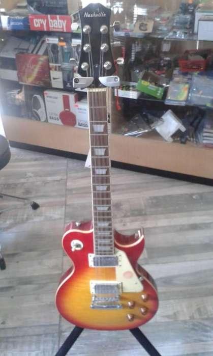 Guitarra Electrica Nashville LesPaul