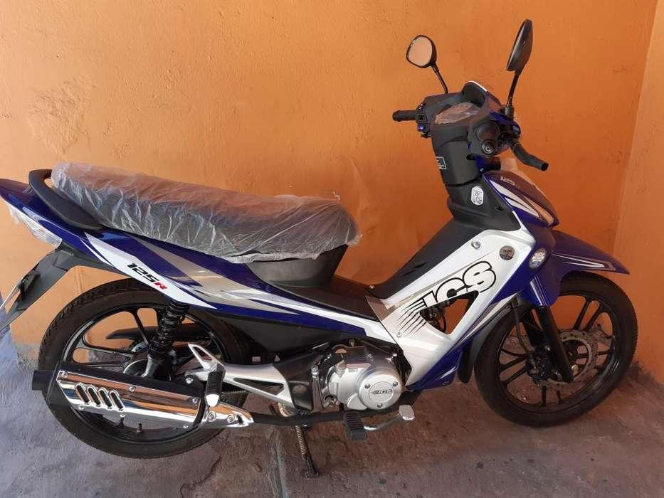 Moto 125 R ICS De oportunidad <strong>nueva</strong>