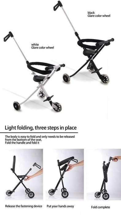 paseadores plegables para niños de 1 a 5 años