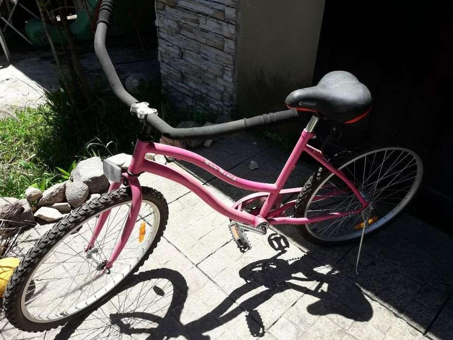 Bicicleta Playera Rodado 24