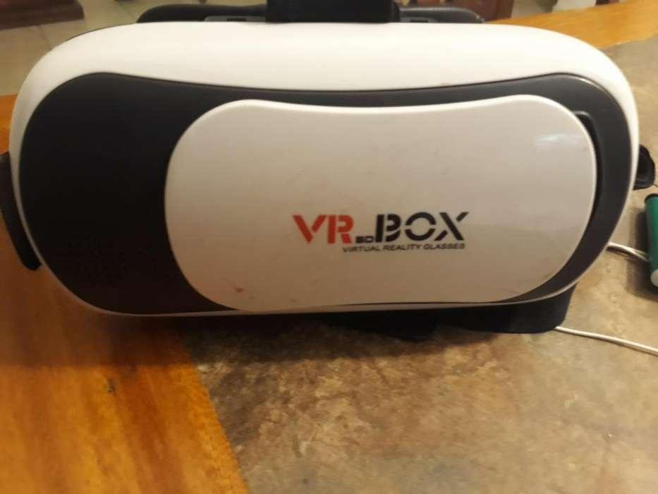 VR camara de realidad virtual