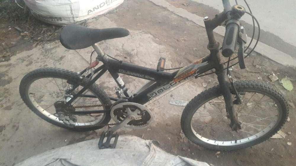 Vendo Bicicleta Rodado 20