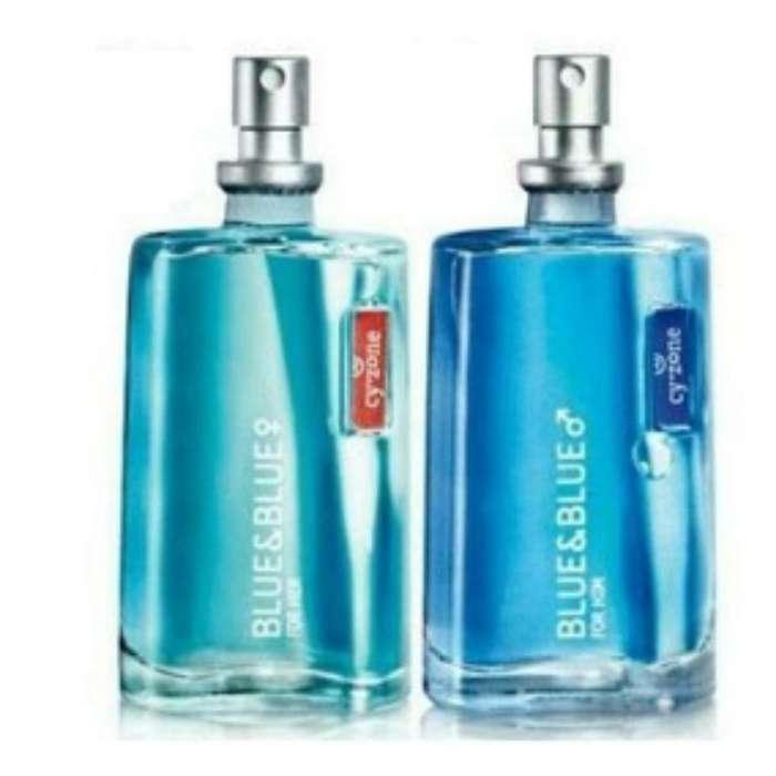 Blue Y Blue Cyzone Hombre Y Mujer