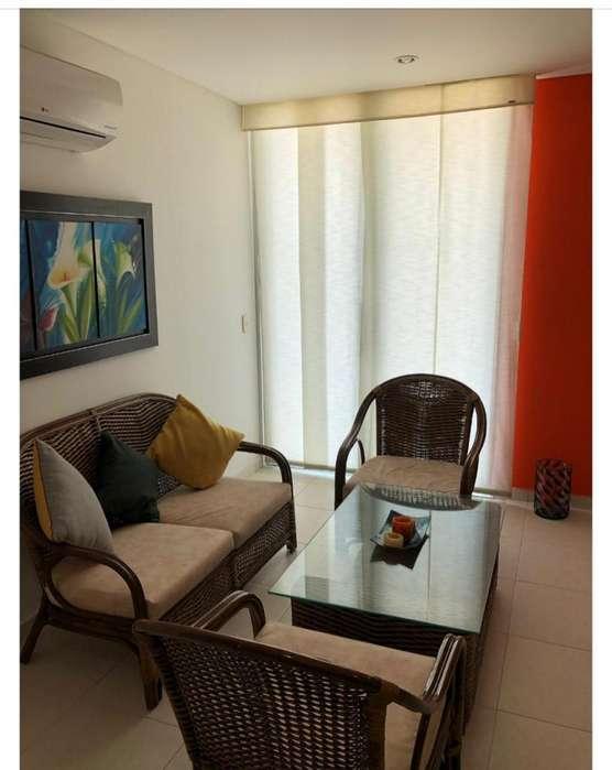 Apartamento en Santa Marta-Buenavista