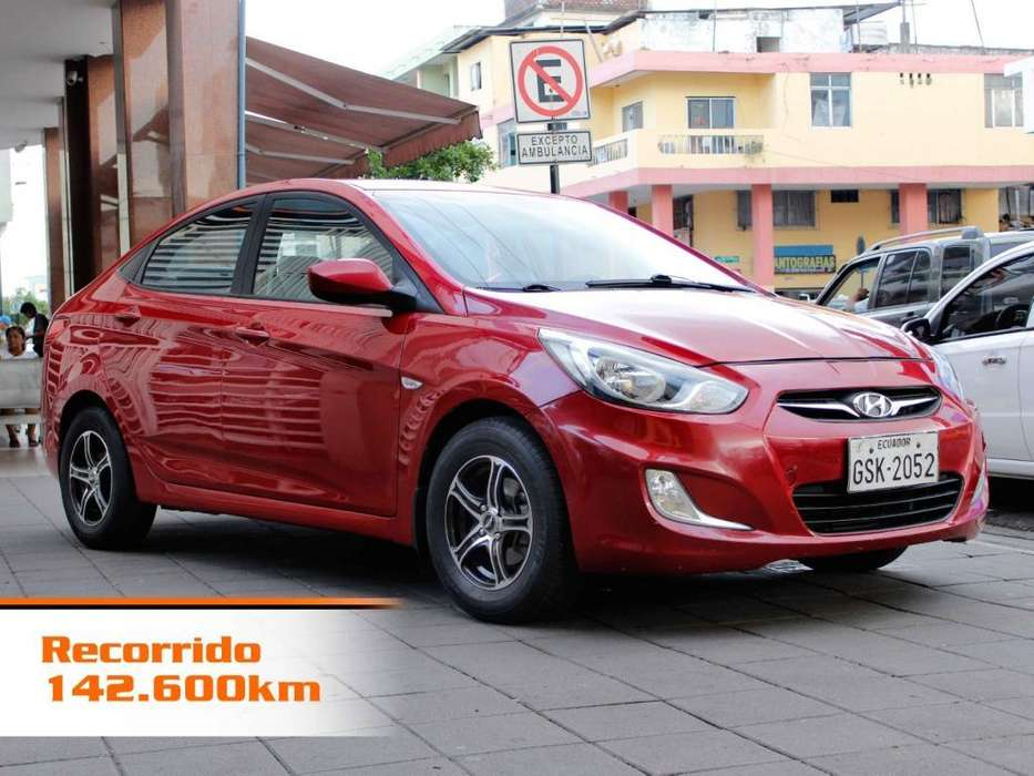 Hyundai Accent 2014 - 140000 km