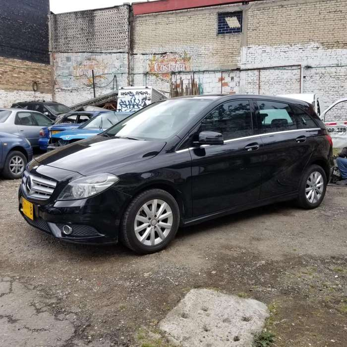 <strong>mercedes</strong>-Benz Clase B 2014 - 57000 km