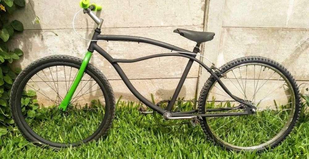 Vendo Bici Playera R26