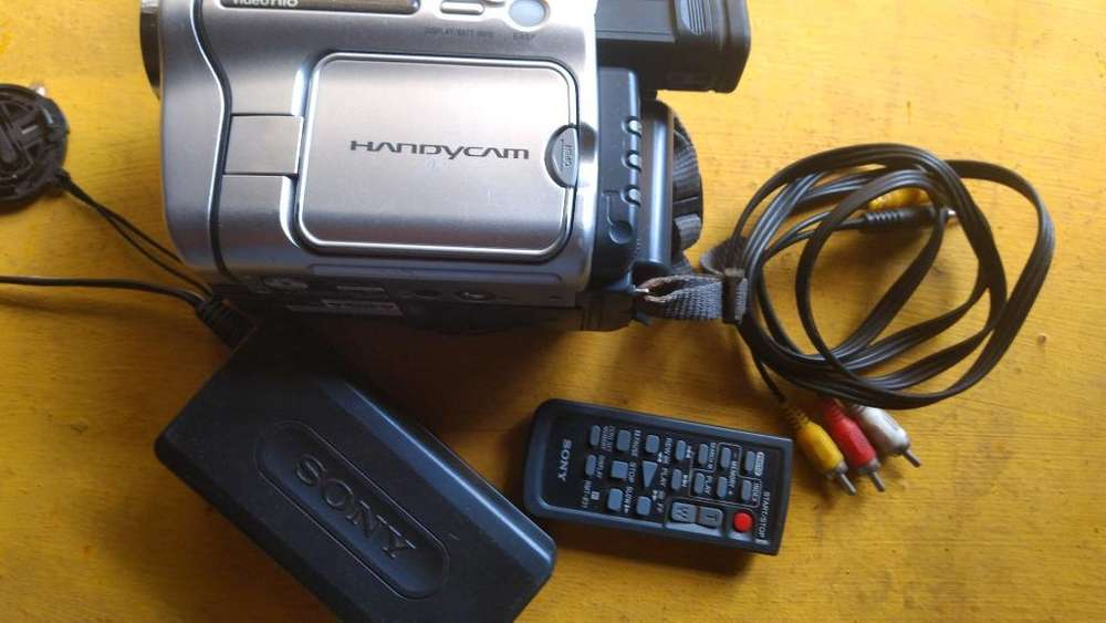 Sony Handycam Video 8 <strong>digital</strong>
