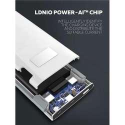 Power Bank LDnio Modelo: PW1004 10.000mah Carga Rápida  con pantalla LED