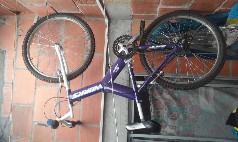 Se vende bicicleta Rin 24 en perfecto estado