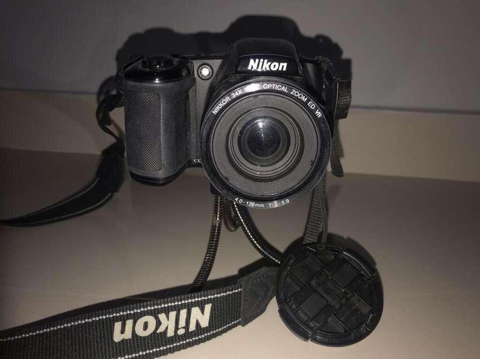 Nikon Coolpix L830 Camara <strong>digital</strong>