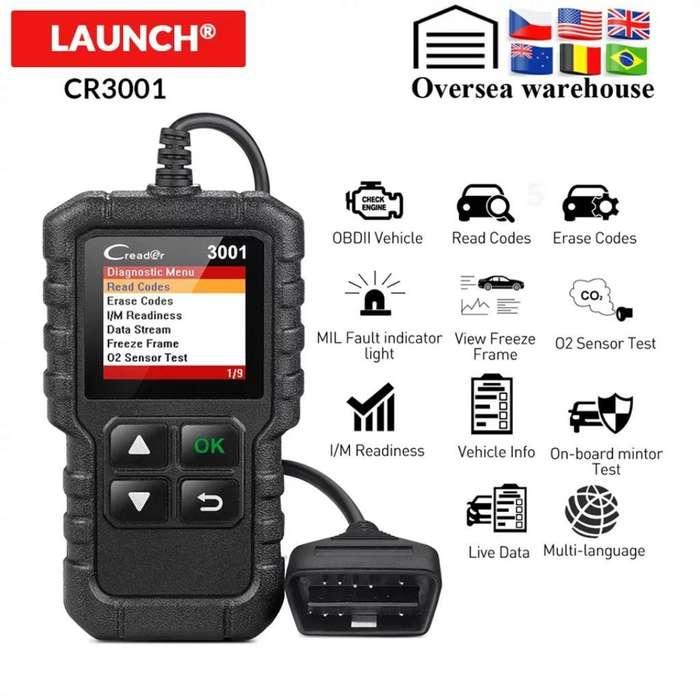 Scanner Launch Multimarca Oferta