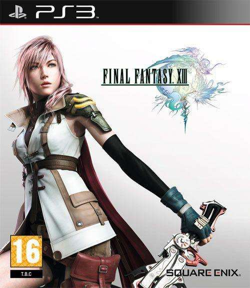 FINAL FANTASY 13 JUEGO PS3 ORIGINAL COMPLETO ENVIO GRATIS EN MONTEVIDEO