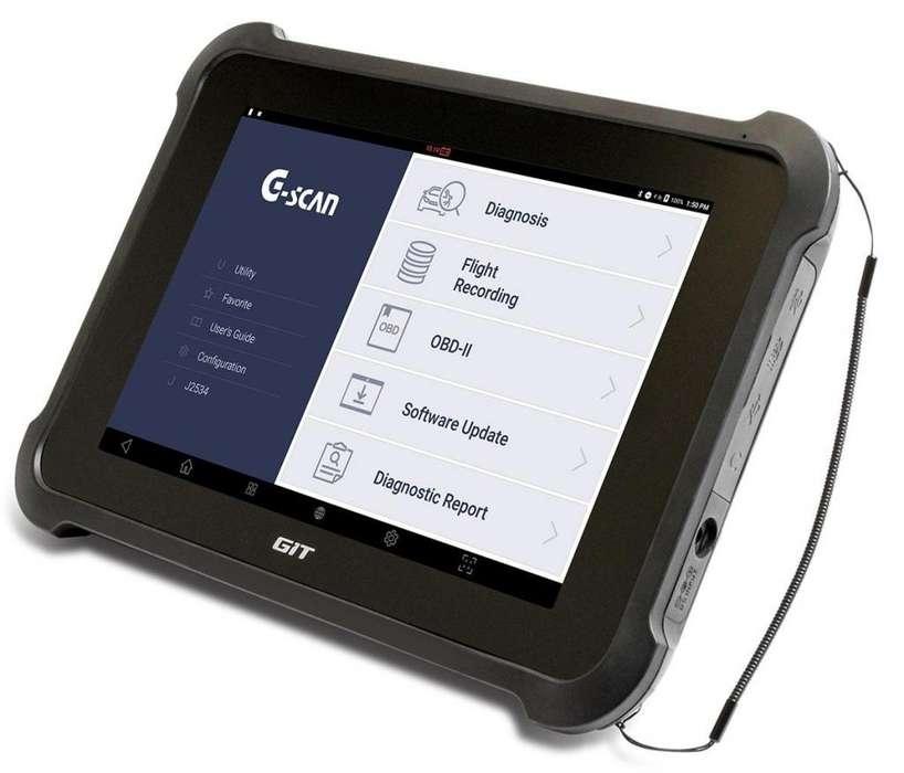 Gscan 3 Escaner De Diagnóstico Automotriz