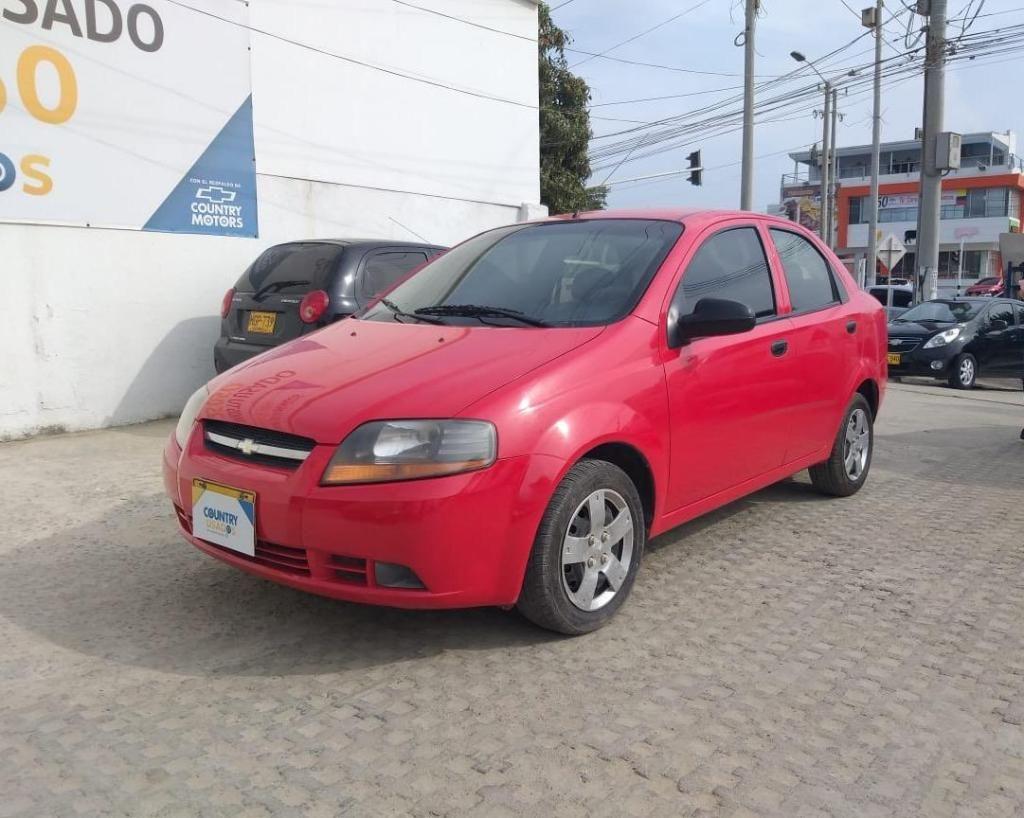 Chevrolet Aveo 2011 1.6 Y049