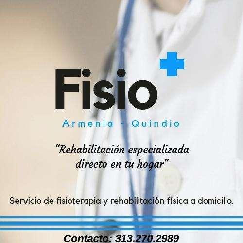 Servicio de Fisioterapia y Rehabilitación Física a Domicilio. Fisioterapeuta