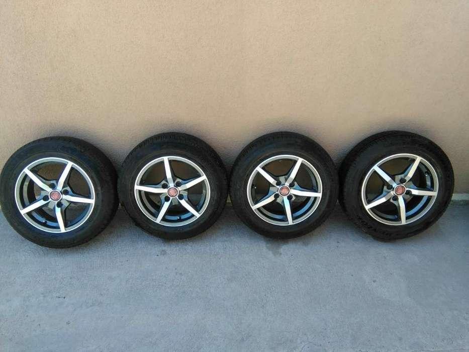 Kit de Neumáticos Dunlop 165/65 R14