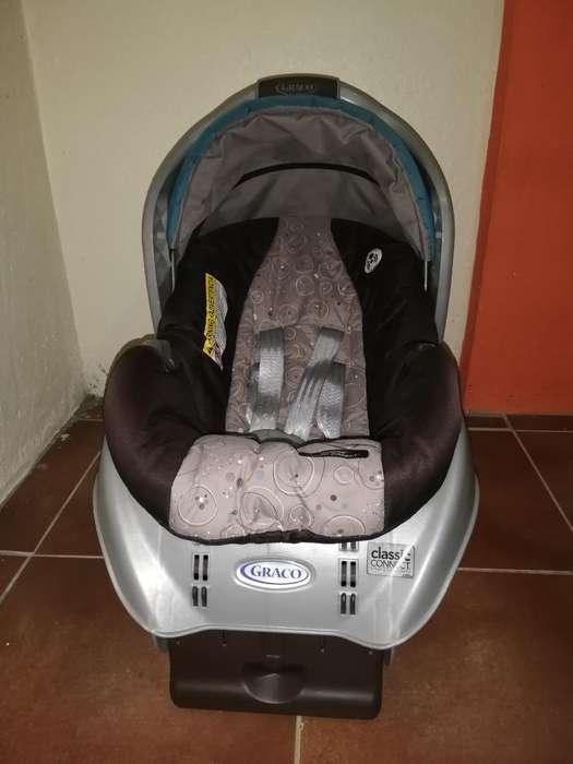 Silla para Auto de Bebe Marca Graco
