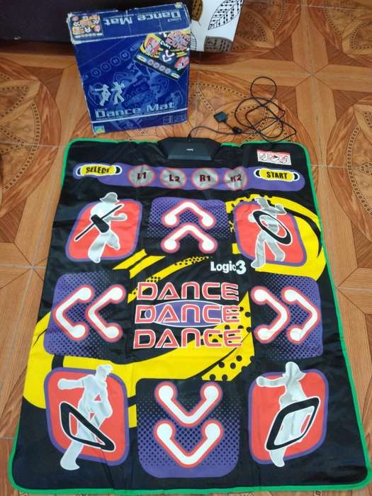 Tapete Dance Playstation 1 Y 2