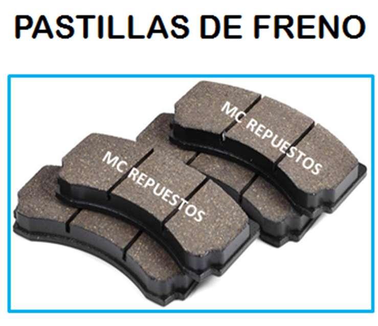 PASTILLA DE FRENO GREAT WALL, HAVAL Y OTRAS MARCAS CHINAS
