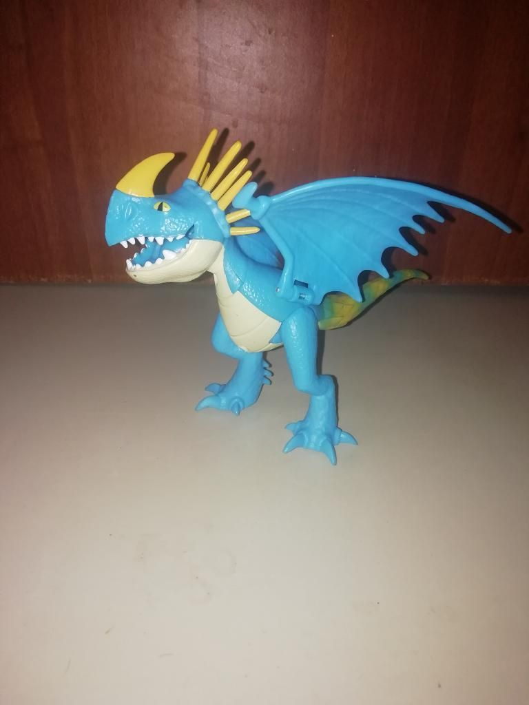 Muñeco Como Entrenar a Tu Dragon