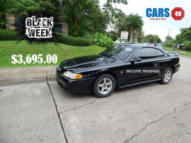 Ford Mustang 1995 - 70000 km