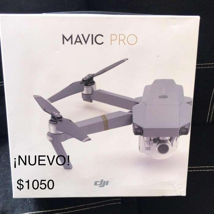 Dron Mavic Pro Dji Nuevo de Paquete