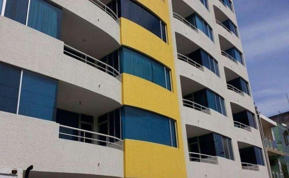 Tonsupa, departamento, 73 m2, venta, amoblado, 2 habitaciones, 2 baños, 1 parqueadero