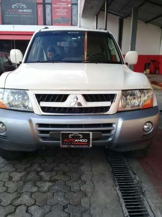 Mitsubishi Montero 2006 - 289000 km