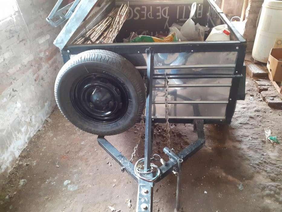 Vendo trailer tel02226527088