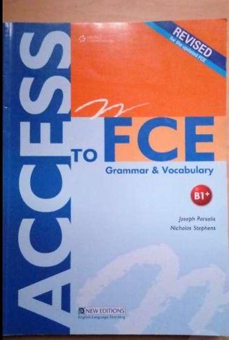 Libro Access To Fce Student's Book