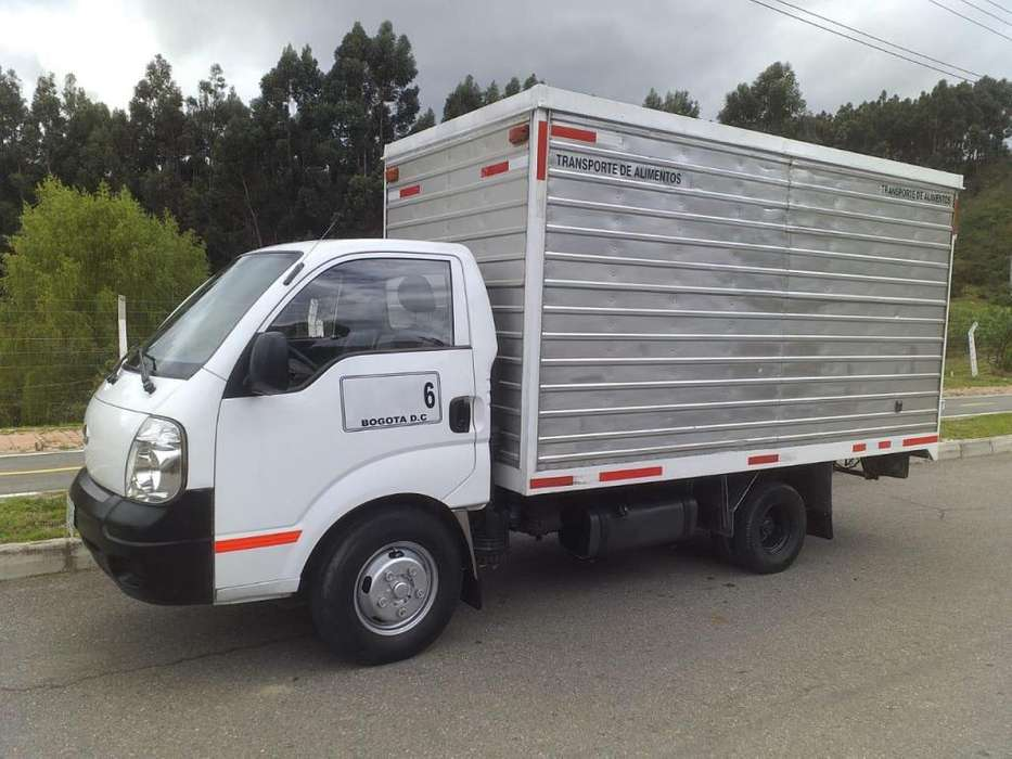 Furgon-turbo-nhr-camion Kia K 3000