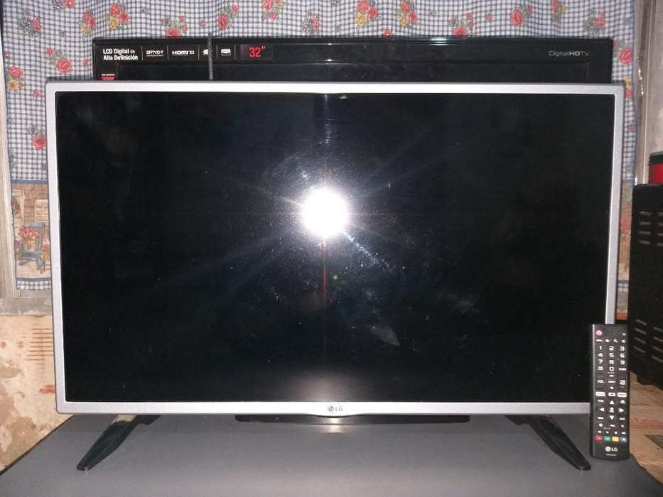 Smart Tv 32 Lg Impecable