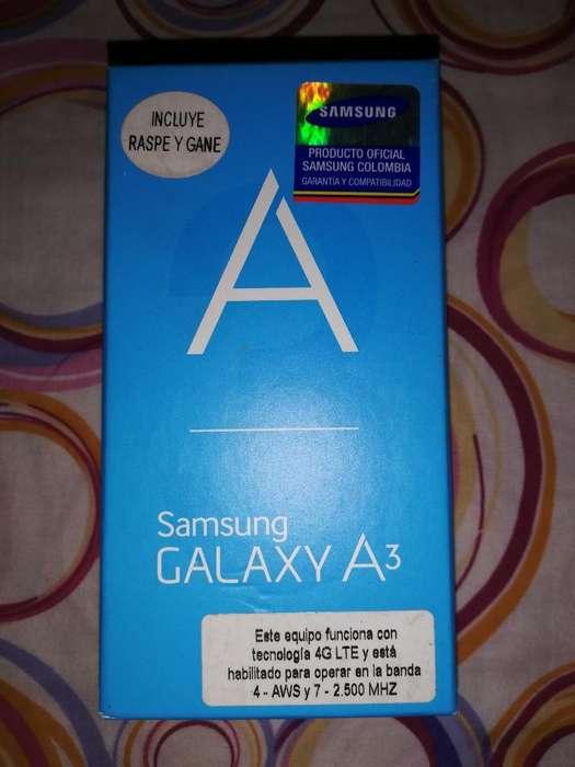 Caja para Samsung A3