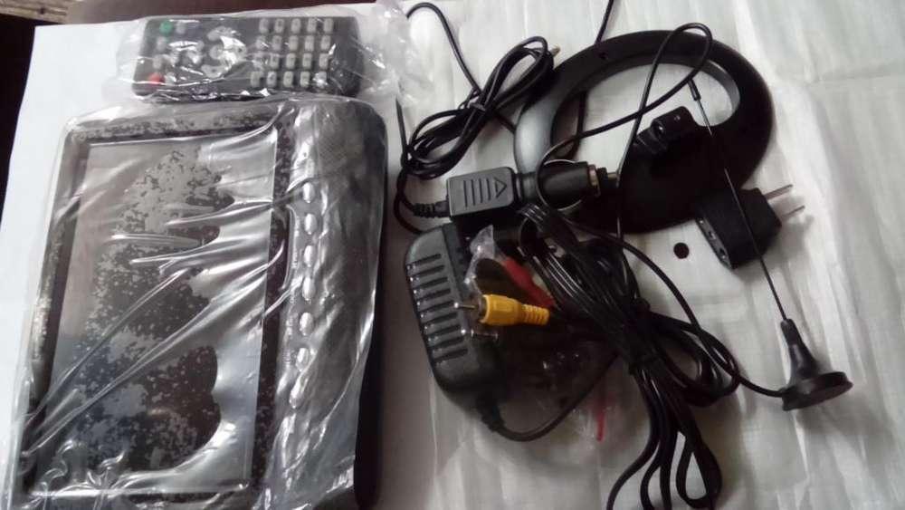Tv Portable 7.5 nuevo